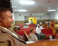 Tates Creek Association Members at Pleasant Green Predestinarian Baptist Church
